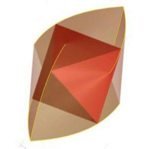 A-regular-octahedron-inscribed-in-a-hexacon-2
